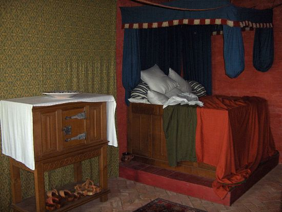 medieval bedroom with bed and small cabinet 35 wonderful medieval furniture inspirations for your lovely bedroom