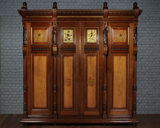 medieval cupboard with designs and sculptures 35 wonderful medieval furniture inspirations for your lovely bedroom