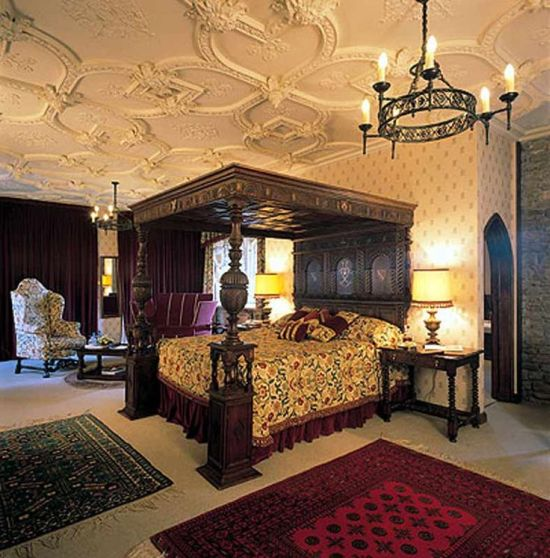 medieveal bedroom with canopy bed and sofa 35 wonderful medieval furniture inspirations for your lovely bedroom