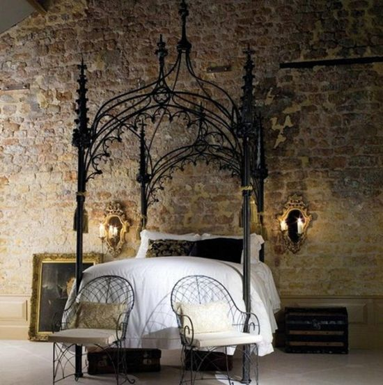 metal bed frame for medieval bedroom 35 wonderful medieval furniture inspirations for your lovely bedroom
