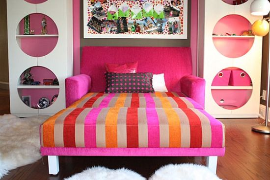 sofa design for bunk bed in kids room 33 genius ideas to transform furniture for kids