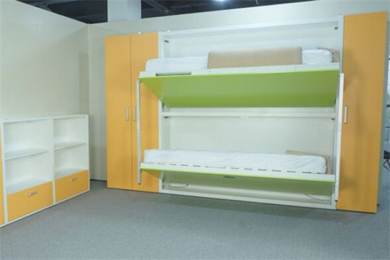 wall folding bunk beds concept for kids 33 genius ideas to transform furniture for kids